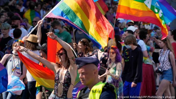 У параді взяли участь тисячі учасників