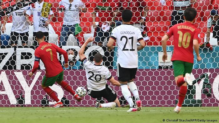 Deutschland München | UEFA EURO 2020 | Portugal vs Deutschland