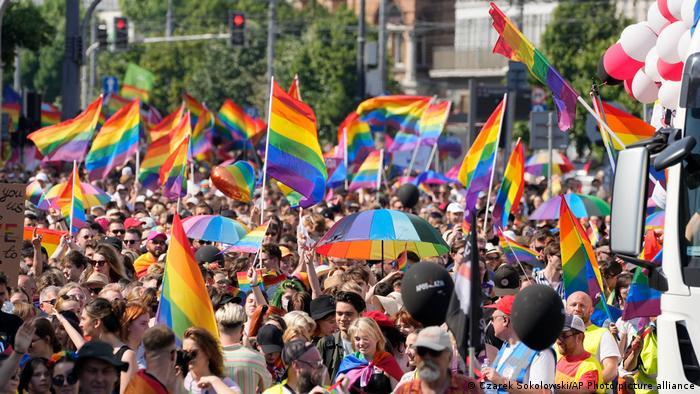 Парад рівності у Варшаві