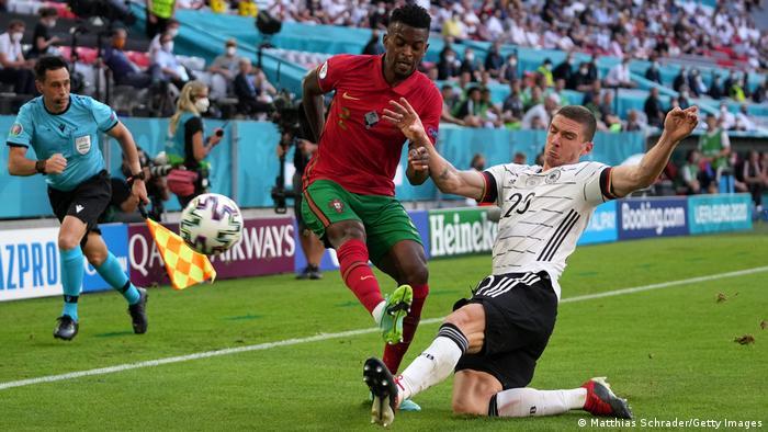 Germania München | UEFA EURO 2020 | Portugalia - Germania
