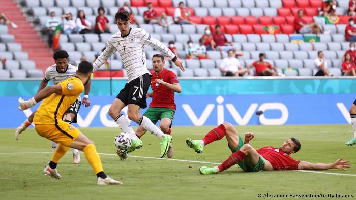 Deutschland München | UEFA EURO 2020 | Portugal vs Deutschland | Tor 1:3