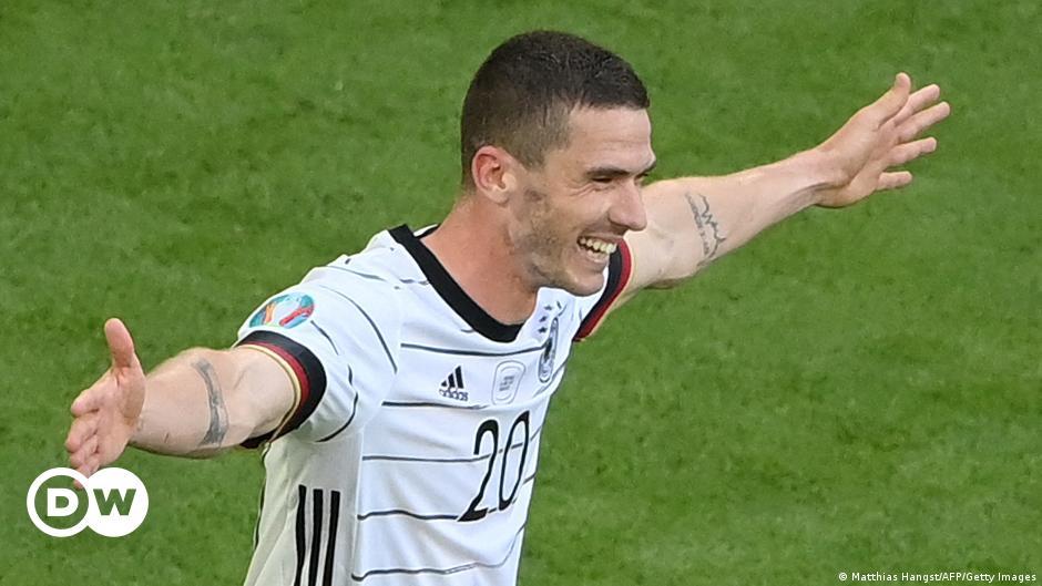 EURO 2020: Gosens Kämpferherz verleiht der DFB-Elf Flügel
