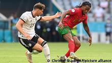 Deutschland München | UEFA EURO 2020 | Portugal vs Deutschland | Renato Sanchez