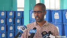 Ato Zyad Yasin, NEBE Dire Dawa Branch Head, Dieredawa, Ethiopia Date: 19.06.2021 Election preparation in Diredawa, Ethiopia