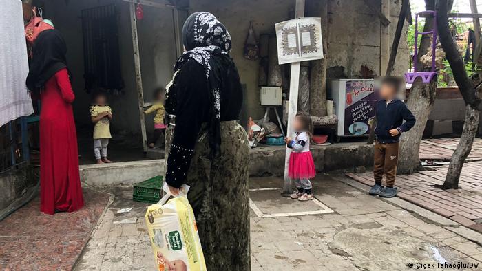 ساکنان سوریه و نیاز به کمکهای بینالمللی