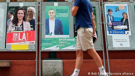 Γαλλία: Πρόγευση των προεδρικών οι περιφερειακές εκλογές