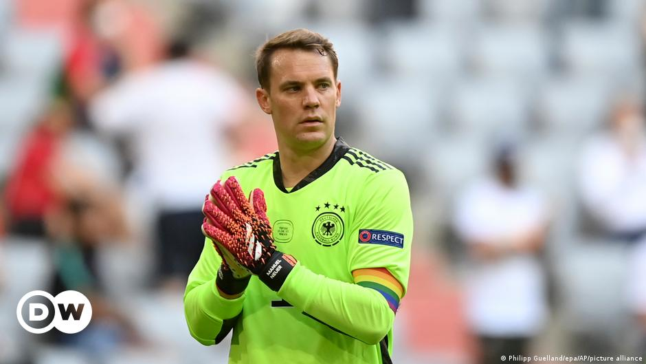 Euro 2020: Manuel Neuer and DFB could face UEFA action over Pride armband