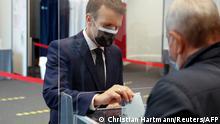 Regionalwahlen in Frankreich | Präsidetn Macron