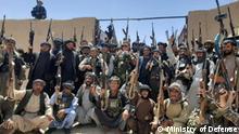 Afghanistan Volksmobilisierung gegen die Taliban