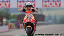 MotoGP   Grand Prix am Sachsenring   Sieger Marc Marquez