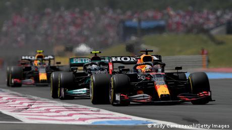 F1 Großen Preis von Frankreich | Max Verstappen