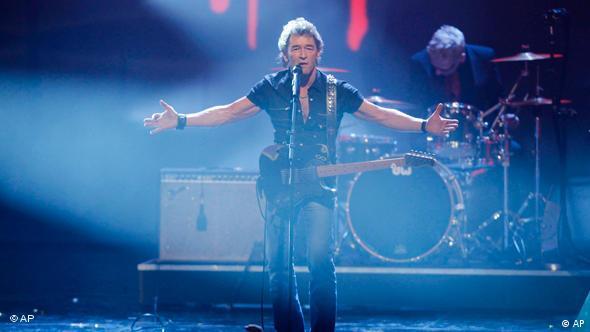 Peter Maffay auf der Bühne