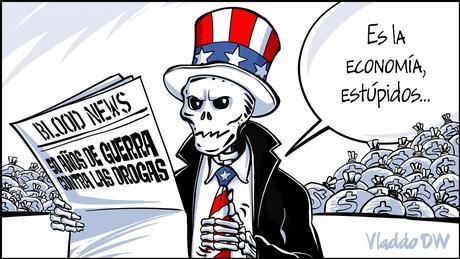 Karikatur von Vladdo | Richard Nixon