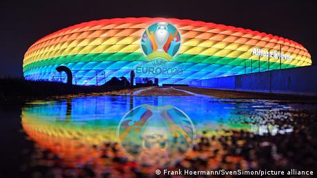 Euro 2020: Pressure mounts on UEFA and DFB to take a stand for LGBTQ+ rights