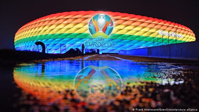 Fußball EM EURO 2020 in München