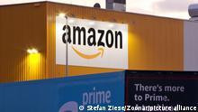 Логістичний центр Amazon у Дортмунді