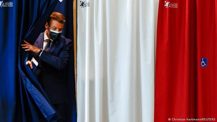 Μακρόν, περιφερειακές εκλογές στη Γαλλία