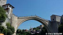 Altstadt Mostar, FBiH, Bosnien Herzegowina Thema Mostar: Sind die Probleme unüberwindbar? DW, Vera Soldo, 18.6.2021