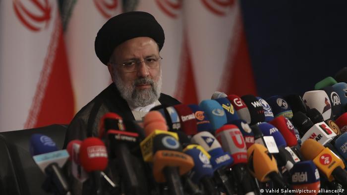 Президент Ірану Ібрагім Раісі