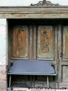 Porțile de lemn din satul Ilidia