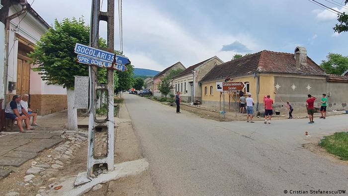 Satul Ilidia din Banat