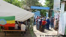 21.06.2021 Parlamentswahl in Äthiopien in der Stadt Bishoftu( Debre Zeit)