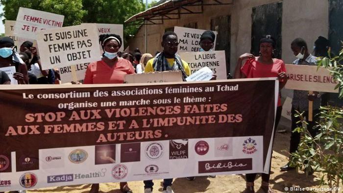Au Tchad aussi, les femmes restent mobilisées contre les violences dont elles sont victimes
