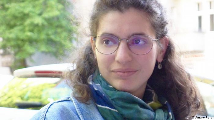 Zsofia Bihari says not enough journalists are interested in challenging their own stereotypes