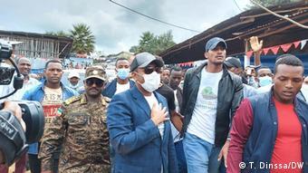 Parlamentswahl in Äthiopien 2021