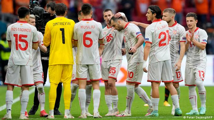 EURO 2021 | Nordmazedonien vs Niederlande | Pandev