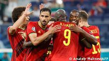 EURO 2021 | Finnland vs Belgien | Lukaku Tor