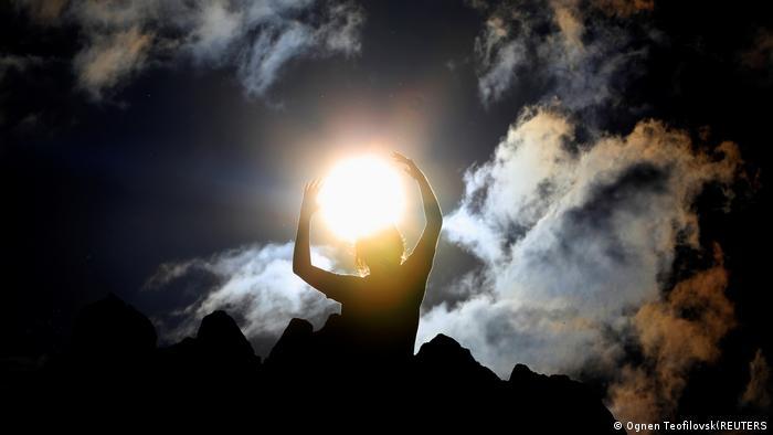 Ovako su kod Kumanova obilježili početak kalendarskog ljeta - obuhvatajući Sunce!