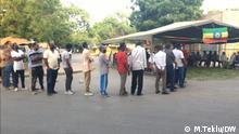 Parlamentswahl in Dire Dawa Stadt DW, M.Teklu, 21.06.21