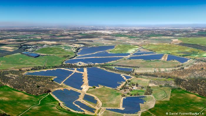 Solarni park Don Rodrigo 2 na jugu Španije