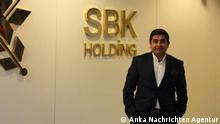 Sezgin Baran Korkmaz, Unternehmer