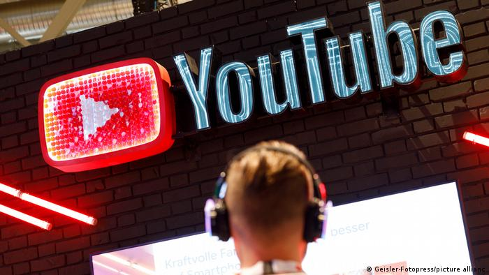 EuGH - Youtube   Fachmesse dmexco 2019 in Köln