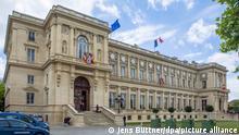 Außenministerium der Republik Frankreich