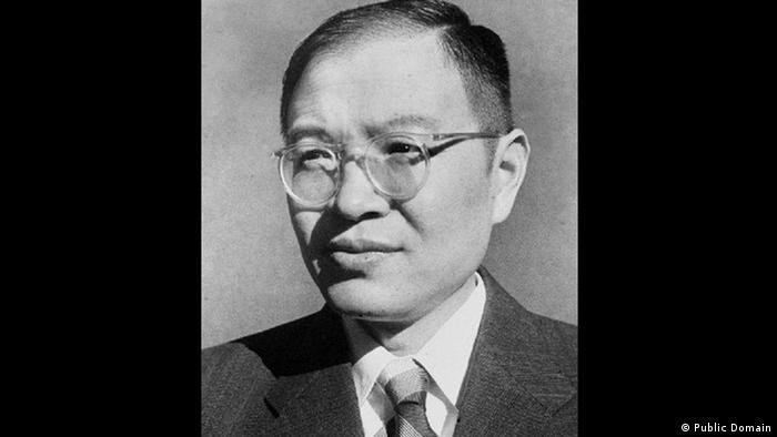 BG China Führungsfiguren der KP |