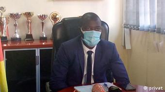 Mosambik Tete   Chefarzt   Xarifo Gentivo