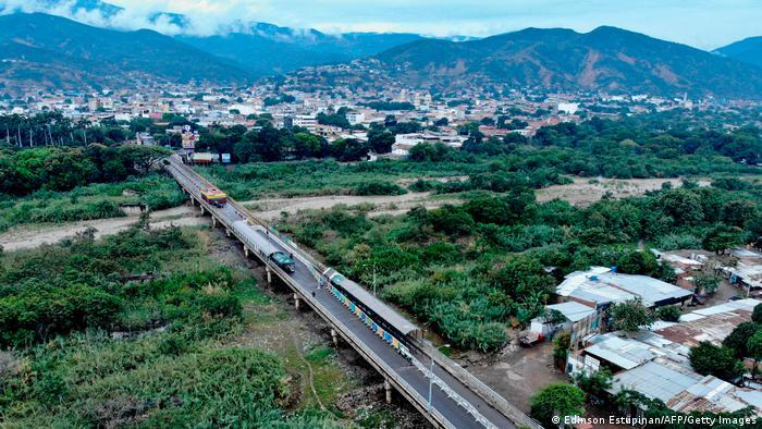 Kolumbien Cúcuta | Ansicht | Simon Bolivar International Brücke