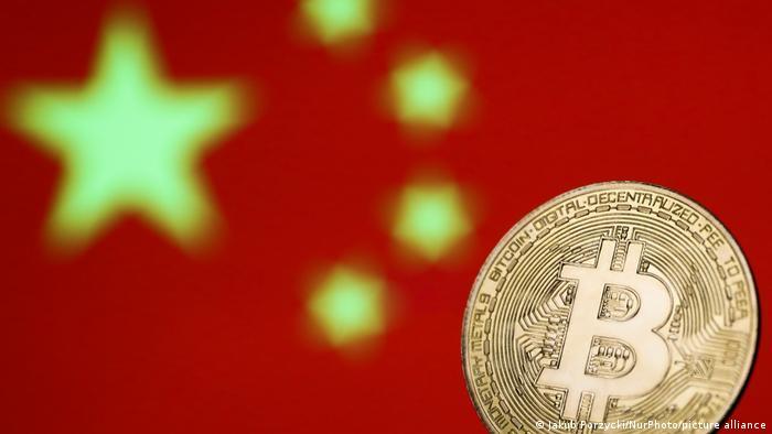 Illustration | Bitcoin und China