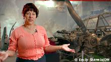Galina Slesarjewa I Spurensuche Zweiter Weltkrieg