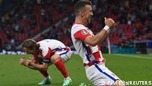Euro 2020 | Kroatien Schottland Perisic Jubel