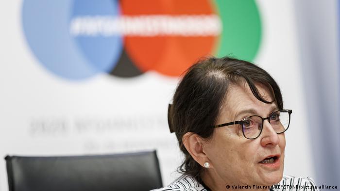 Deborah Lyons, UN-Beauftragte für Afghanistan