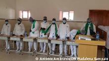 Gesundheitsfachkräfte in der Provinz Bengo, Angola. Ort: Bengo, Angola Fotograf: António Ambrósio/DW Datum: 22.06.2021
