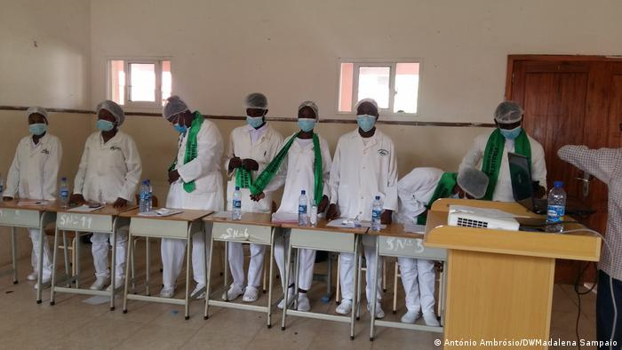 Angola | Gesundheitsfachkräfte in der Provinz Beng