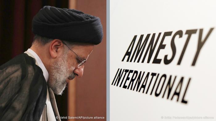 عفو بینالملل خواهان تحقیق درباره جنایات ابراهیم رئیسی شده است
