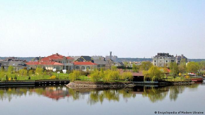 Маєтки у Конча-Заспі (архівне фото)