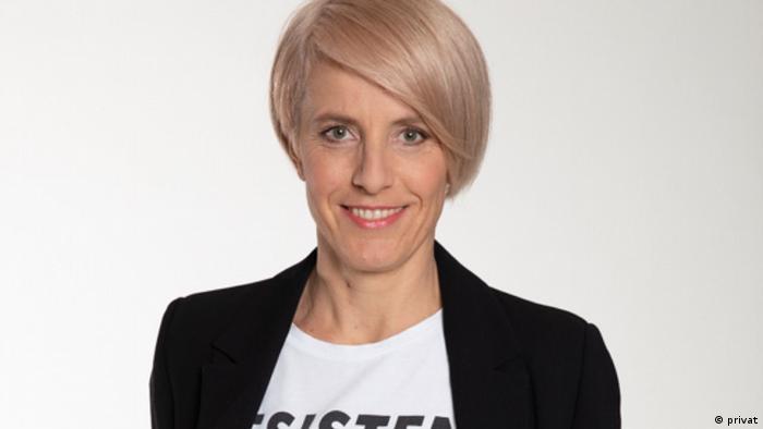 Slowenien Ljubljana | Jornalistin | Natasa Briski