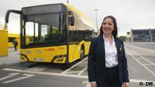 REV EB Busfahrerin Fatima